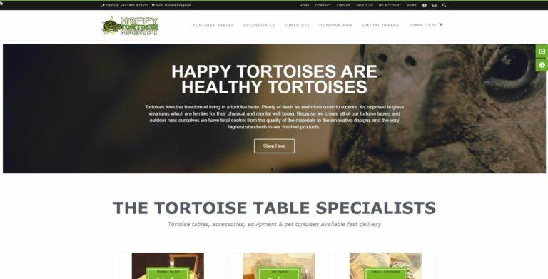 Happy Tortoise Habitat Online Craftsman Store